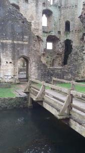 Nunney Castle Bridge